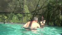 Lexi Fetish Mermaid Dildo Fetch Game