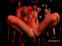 Club Naked 14 dance Nude