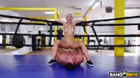 Nicole Aniston — Creampie During A Hard Work Out — FullHD 1080p