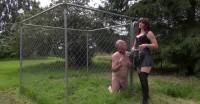 Humiliating A Puny Cunt (strap, stud, lady).