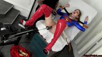 Supergirl Taken by the Ravisher