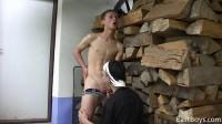 EastBoys — Luis Blava — Village Boys — Blowjob and Fucking in the Garden (Blake)
