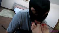 Karina Uses her slave