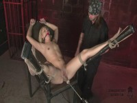 Whoring Out Morgan In Bondage (9 April 2015) SSMRedux