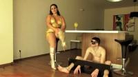 Mistress Ezada - cuckold hubby stays home