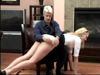 The dialog trenchantly witty and the stunning Amelia's responses connoisseur of spanking
