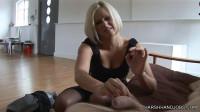 Cheating Girlfriend Slaps & Laugs At Boyfriends Little Cock