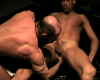 Cristian Torrent's Cum-Part