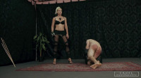Cruel Punishments — Lady Anette — Screaming like a madman Part 1