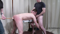 Jozef — Fucked,spitroasted,arsehole covered in cum