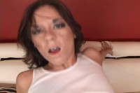 Cum Hungry Milf Creamed In Her Wet Hole