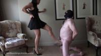 Ballbustingchicks - Hunteress - Please Give Me A Really Hard Kick