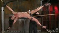 bondage english scene vid (When Wenona Wails).