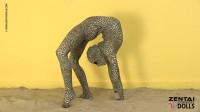 Tatjana - animal contortion show