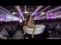 LiveSex Marcello And Caprice In Front Of 250 People