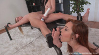 Tickling-Sumbission – Brutal Tickle Vibration Orgasm