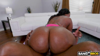 huge ass tattoed black hottie  get nailed by bbc full hd