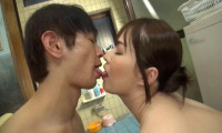 My woman Seduced Me Wearing A Single Bath Towel — Haruka Aizawa, Naho Hazuki