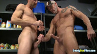 DaddySexFiles — Survival Brotherhood Cum Loads