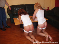 Real Life Spankings Photo collection