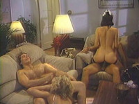 Screw Video Magazine (1985) - Amber Lynn, Kristara Barrington, Kay Parker