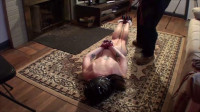 Natalie Hogtied Hooded Used