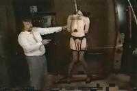 Anita Feller Hanging Treatment