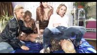 Piss Deluxe - model, models, orgy, watch