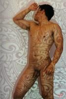 Art Man Portrait