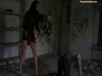 Young-femdom - The Job