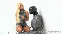 Hardcore rubber fetish and latex 69
