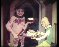 Penises the main characters of cartoons