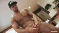 Sexy Bodybuilder In Hot Solo