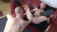 Brutal German Cumpigs