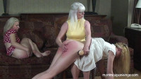 The Top Bdsm Porn Momma Spanking part 2
