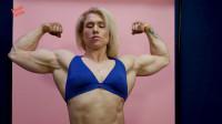 Female Bodybuilder Dreamboat!- Julia Foery - Full HD 1080p