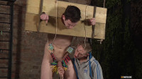 Thick Dicked Slave Boy Drained