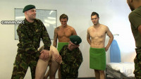 Virgin arseholes - Army Discipline
