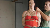 Futilestruggles Wenona Hogtied in Jeans and Boots - Part 1