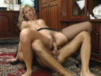 Download Husband and wife in stockings