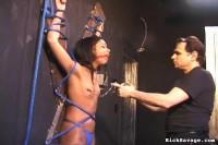 Painful Interrogation Yasmine