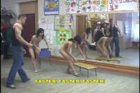 Discipline in Russia Vol.4 - Sport School Part 1