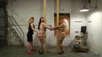 Sandra Silvers, Lisa Harlotte and Caroline Pierce