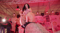 Live Public Sex Show on Stage full hd