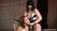 Orgasms of a young Submissive