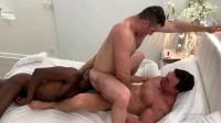 Threesome with Michael Boston and Cade Maddox 720p