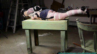 Drusilla's First Hogtie - Part 3 - HD 720p