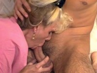 Blond bitch loves it hard (perfect, orgasms, dude, new, stud)