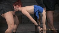 Violet Monroe like Bondage and Deepthroat
