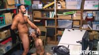Grand theft part 11 - blow job, anal sex, cum shot!